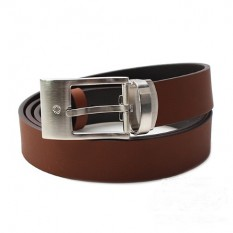 Mont Blanc Leather Belt 107672