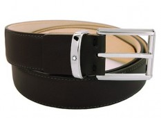 Mont Blanc Leather Belt 109749