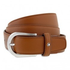 Mont Blanc Leather Belt 109758