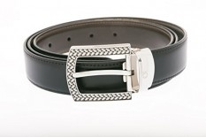 Mont Blanc Leather Belt 109760