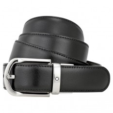 Mont Blanc Leather Belt 111080