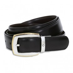 Mont Blanc Leather Belt 111081