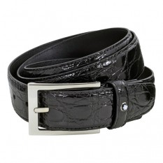Mont Blanc Leather Belt 111630