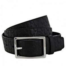 Mont Blanc Leather Belt 112949