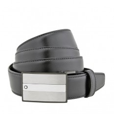 Mont Blanc Leather Belt 114385