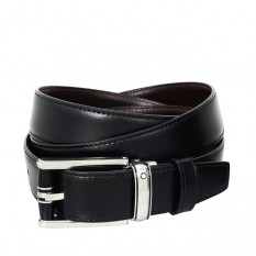 Mont Blanc Leather Belt 114386