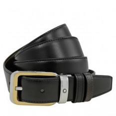 Mont Blanc Leather Belt 114389