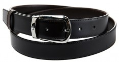 Mont Blanc Leather Belt 114412
