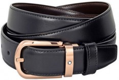 Mont Blanc Leather Belt 114413
