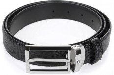 Mont Blanc Leather Belt 116580