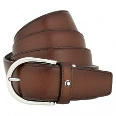 Mont Blanc Leather Belt 116692