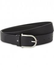 Mont Blanc Leather Belt 116725